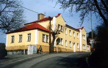 Budova informačního a vzdělávacího střediska